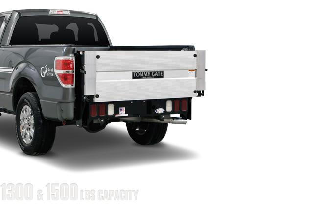 Hydraulic Lift Tailgate : Hydraulic lift gates grant county truck bodies